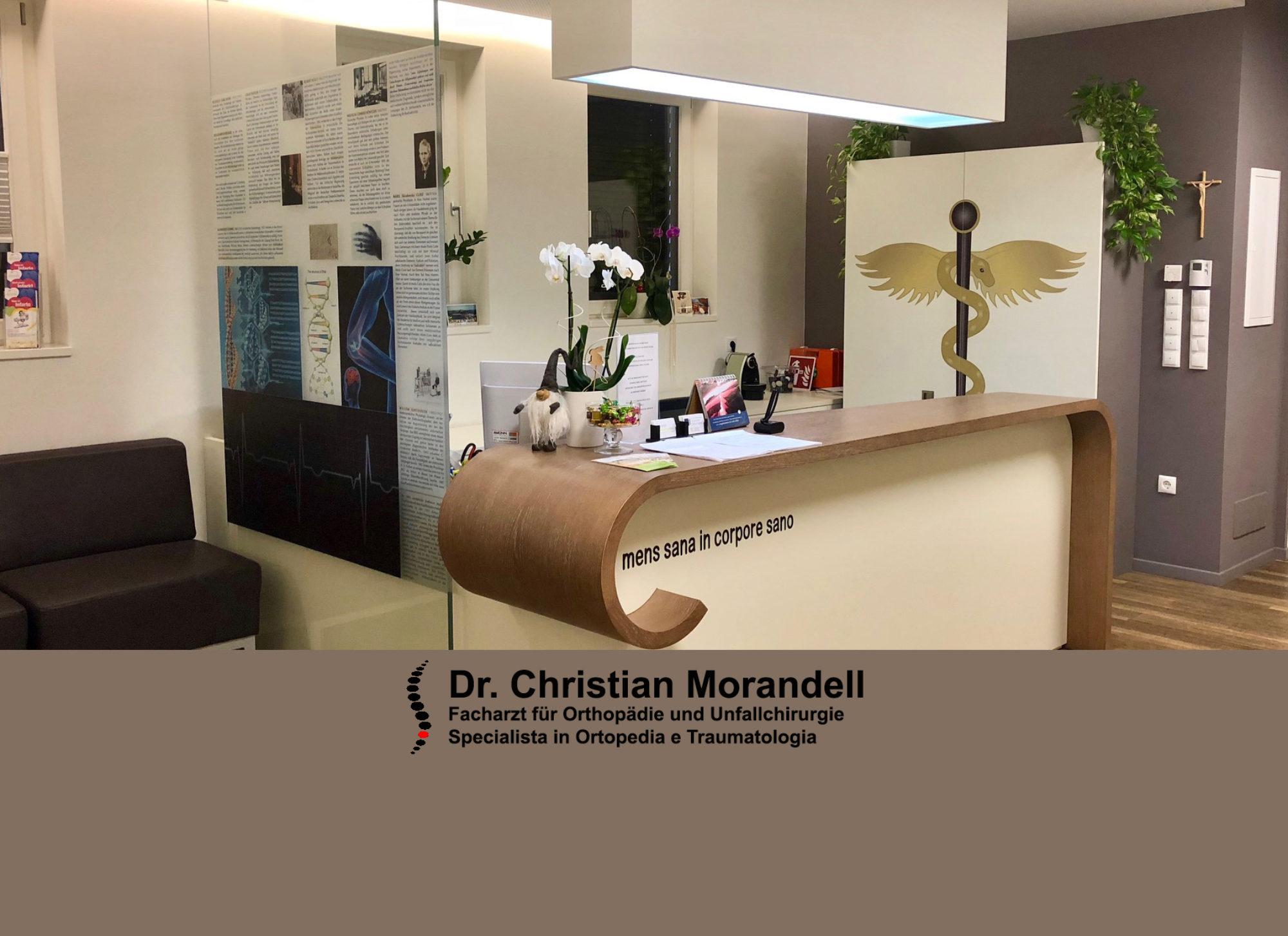 Dr. Christian Morandell